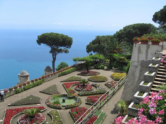 Villa-Rufolo-Garten-2